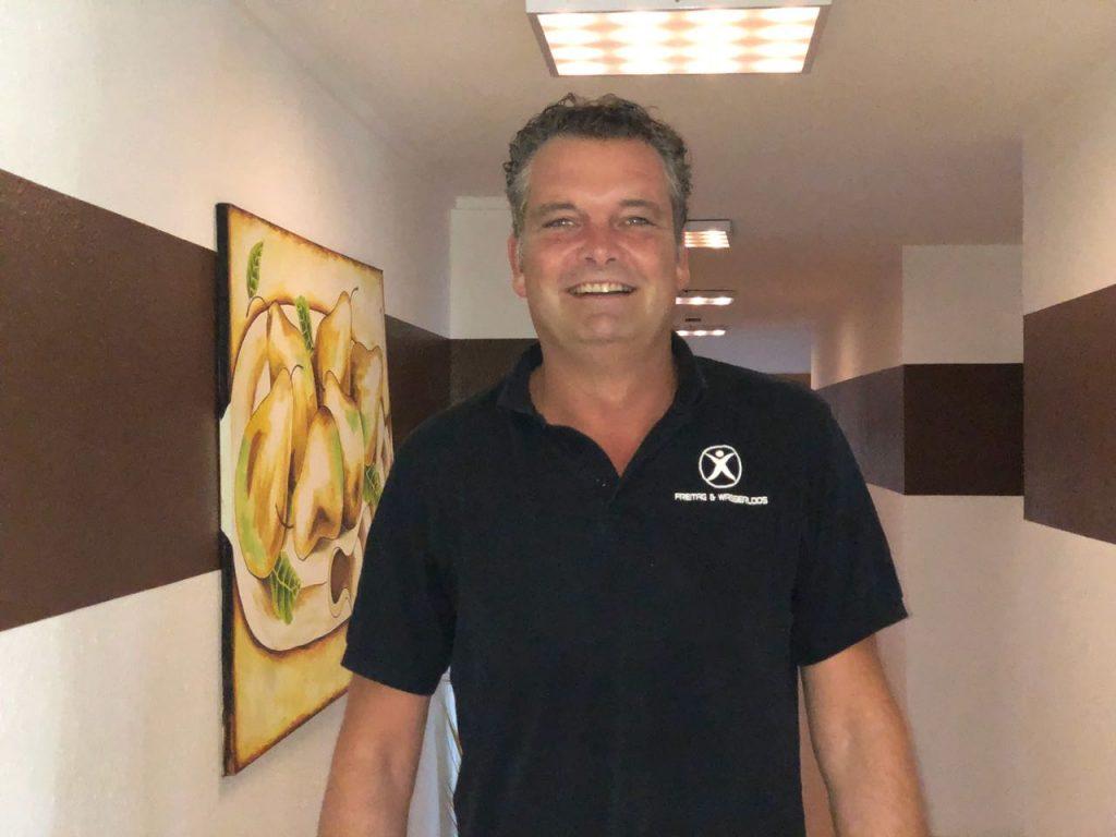Therapeut Marc Wasserloos